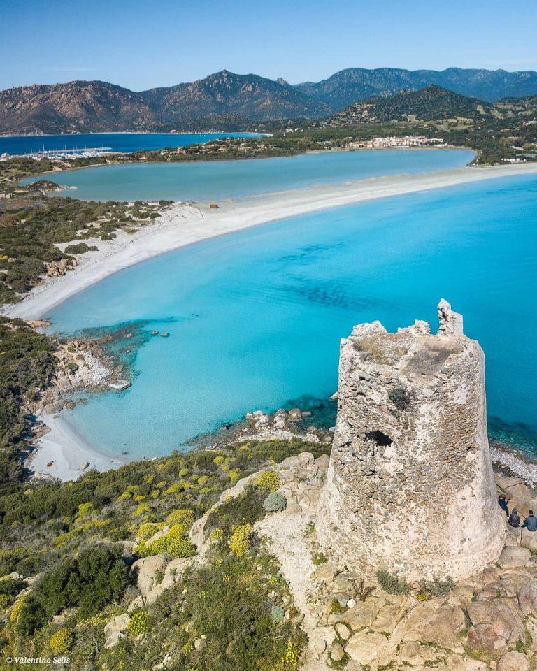 Una delle spiagge più belle della Sardegna sud est