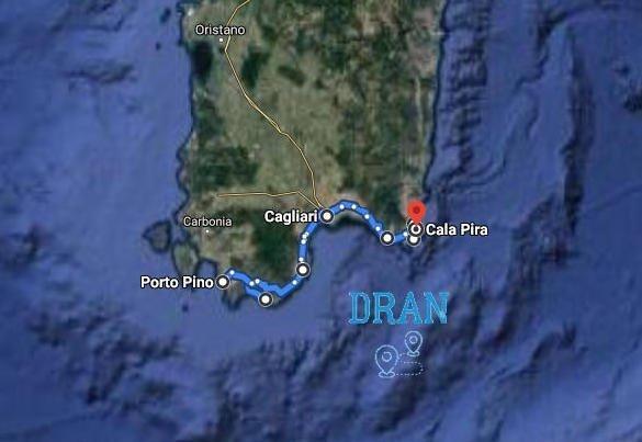 Itinerario consigliato al sud della sardegna