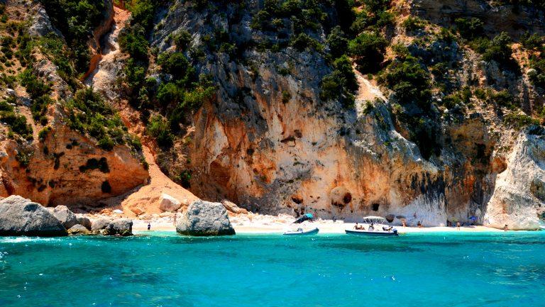 Una fantastica cala goloritze, spiagge più belle della Sardegna est