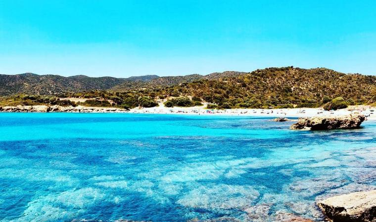 Una delle spiagge più belle della Sardegna sud ovest