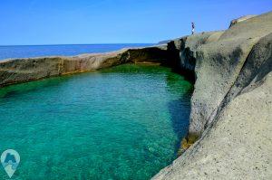 itinerari Alghero le piscine naturali